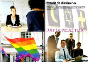 """Questions LGBT et milieux professionnels: """"Des progrès, mais encore des problèmes"""""""